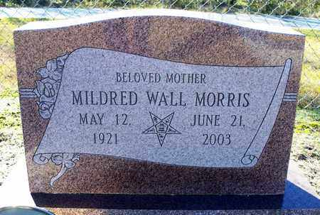 MORRIS, MILDRED - St. Helena County, Louisiana | MILDRED MORRIS - Louisiana Gravestone Photos