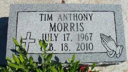 MORRIS, TIM ANTHONY - St. Helena County, Louisiana | TIM ANTHONY MORRIS - Louisiana Gravestone Photos