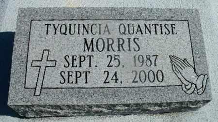 MORRIS, TYQUINCIA QUANTISE - St. Helena County, Louisiana | TYQUINCIA QUANTISE MORRIS - Louisiana Gravestone Photos