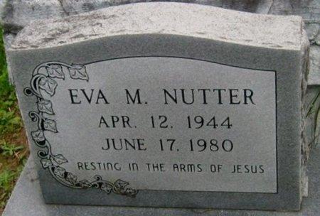 NUTTER, EVA M - St. Helena County, Louisiana   EVA M NUTTER - Louisiana Gravestone Photos