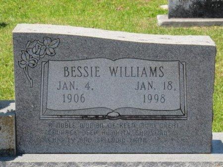 WILLIAMS SMART, BESSIE (CLOSE UP) - St. Helena County, Louisiana | BESSIE (CLOSE UP) WILLIAMS SMART - Louisiana Gravestone Photos