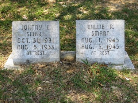 SMART, JOHNNY E - St. Helena County, Louisiana | JOHNNY E SMART - Louisiana Gravestone Photos