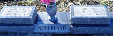 STRICKLAND, JAMES PERCY - St. Helena County, Louisiana | JAMES PERCY STRICKLAND - Louisiana Gravestone Photos