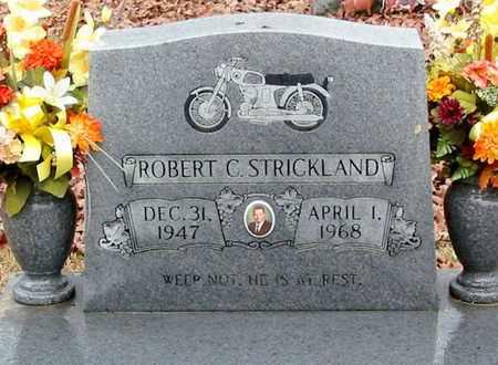 STRICKLAND, ROBERT C - St. Helena County, Louisiana | ROBERT C STRICKLAND - Louisiana Gravestone Photos