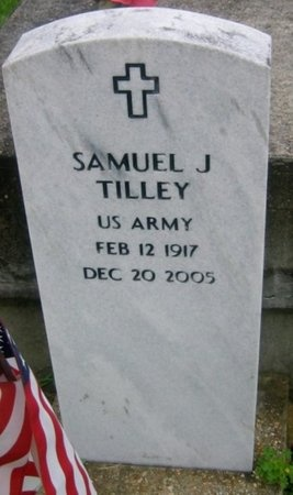 TILLEY, SAMUEL J  (VETERAN) - St. Helena County, Louisiana | SAMUEL J  (VETERAN) TILLEY - Louisiana Gravestone Photos