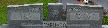 VARNADO, SAMUEL OTTO - St. Helena County, Louisiana | SAMUEL OTTO VARNADO - Louisiana Gravestone Photos