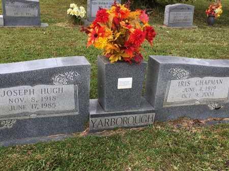 YARBOROUGH, JOSEPH HUGH - St. Helena County, Louisiana | JOSEPH HUGH YARBOROUGH - Louisiana Gravestone Photos