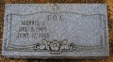 COX, MORRIS JOHN - St. James County, Louisiana | MORRIS JOHN COX - Louisiana Gravestone Photos