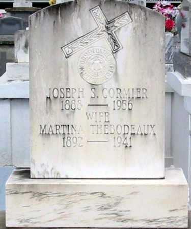CORMIER, JOSEPH S - St. Martin County, Louisiana | JOSEPH S CORMIER - Louisiana Gravestone Photos