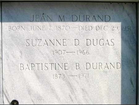 "DUGAS, SUZANNE MARIE ""SUE"" - St. Martin County, Louisiana | SUZANNE MARIE ""SUE"" DUGAS - Louisiana Gravestone Photos"