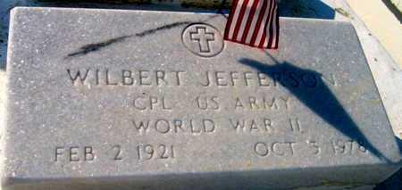 JEFFERSON, WILBERT (VETERAN WWII) - St. Martin County, Louisiana | WILBERT (VETERAN WWII) JEFFERSON - Louisiana Gravestone Photos