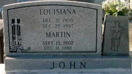 JOHN, LOUISIANA - St. Martin County, Louisiana | LOUISIANA JOHN - Louisiana Gravestone Photos
