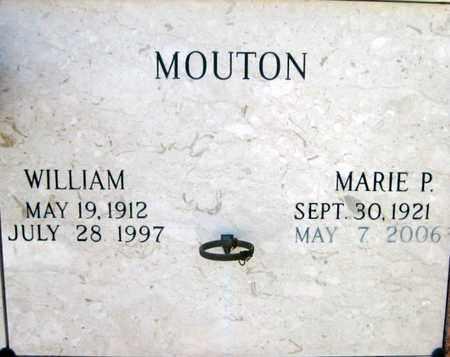 MOUTON, MARIE P - St. Martin County, Louisiana | MARIE P MOUTON - Louisiana Gravestone Photos