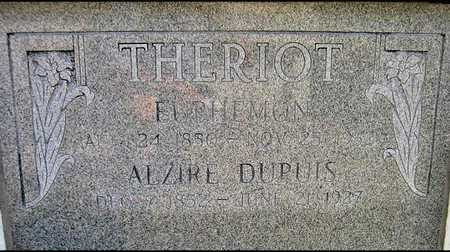 THERIOT, EUPHEMON - St. Martin County, Louisiana | EUPHEMON THERIOT - Louisiana Gravestone Photos