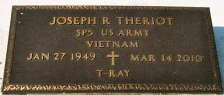 "THERIOT, JOSEPH R ""T-RAY""  (VETERAN VIET) - St. Martin County, Louisiana | JOSEPH R ""T-RAY""  (VETERAN VIET) THERIOT - Louisiana Gravestone Photos"