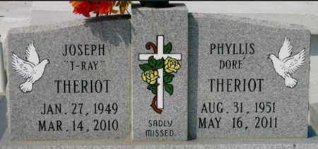 """THERIOT, JOSEPH """"T-RAY"""" - St. Martin County, Louisiana 