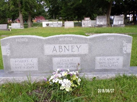 ABNEY, ROBERT CROSBY - St. Tammany County, Louisiana | ROBERT CROSBY ABNEY - Louisiana Gravestone Photos