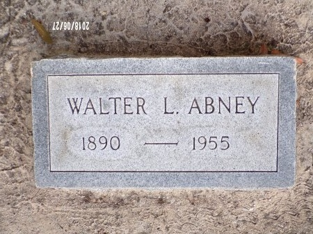 ABNEY, WALTER LAWRENCE - St. Tammany County, Louisiana | WALTER LAWRENCE ABNEY - Louisiana Gravestone Photos