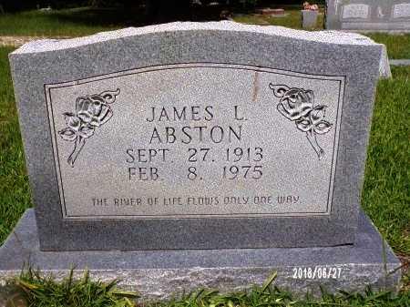 ABSTON, JAMES L - St. Tammany County, Louisiana | JAMES L ABSTON - Louisiana Gravestone Photos