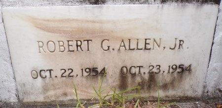 ALLEN, ROBERT GERALD, JR (CLOSE UP) - St. Tammany County, Louisiana   ROBERT GERALD, JR (CLOSE UP) ALLEN - Louisiana Gravestone Photos