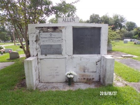 ALLEN, ROBERT GERALD - St. Tammany County, Louisiana | ROBERT GERALD ALLEN - Louisiana Gravestone Photos