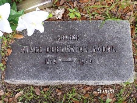 BADON, AIMEE - St. Tammany County, Louisiana | AIMEE BADON - Louisiana Gravestone Photos