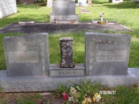 HURST BADON, ADA - St. Tammany County, Louisiana   ADA HURST BADON - Louisiana Gravestone Photos