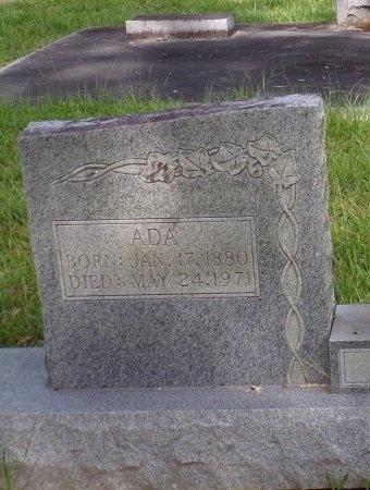 HURST BADON, ADA (CLOSE UP) - St. Tammany County, Louisiana | ADA (CLOSE UP) HURST BADON - Louisiana Gravestone Photos