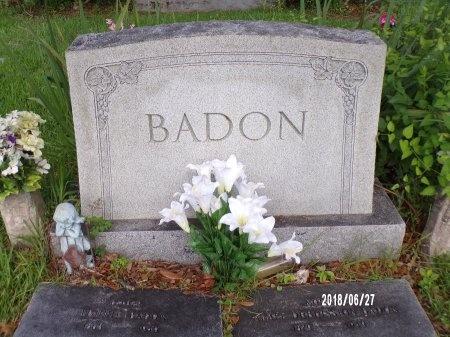 BADON, FAMILY PLOT - St. Tammany County, Louisiana | FAMILY PLOT BADON - Louisiana Gravestone Photos