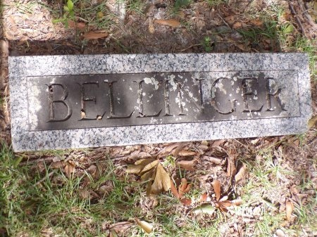 BELLINGER, MEMORIAL - St. Tammany County, Louisiana | MEMORIAL BELLINGER - Louisiana Gravestone Photos