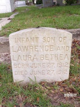 BETHEA, INFANT - St. Tammany County, Louisiana | INFANT BETHEA - Louisiana Gravestone Photos