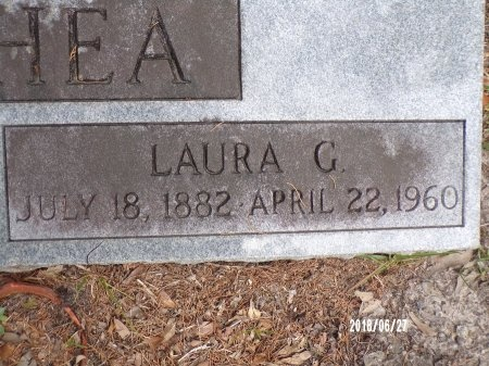 BETHEA, LAURA CAMILLE (CLOSE UP) - St. Tammany County, Louisiana | LAURA CAMILLE (CLOSE UP) BETHEA - Louisiana Gravestone Photos