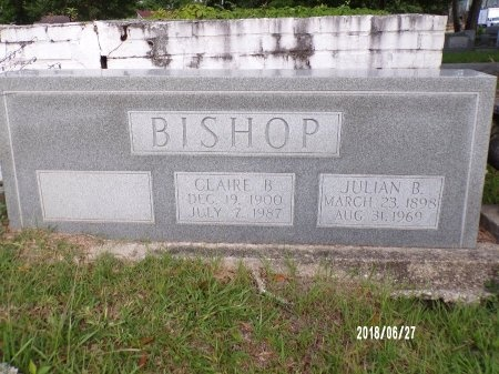 BERGERON BISHOP, CLAIRE MARIE - St. Tammany County, Louisiana | CLAIRE MARIE BERGERON BISHOP - Louisiana Gravestone Photos