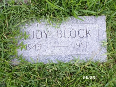 BLOCK, JUDY - St. Tammany County, Louisiana | JUDY BLOCK - Louisiana Gravestone Photos