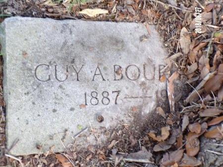 BOURGEOIS, GUY A - St. Tammany County, Louisiana   GUY A BOURGEOIS - Louisiana Gravestone Photos