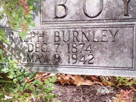BOYETT, RALPH BURNLEY (CLOSE UP) - St. Tammany County, Louisiana   RALPH BURNLEY (CLOSE UP) BOYETT - Louisiana Gravestone Photos
