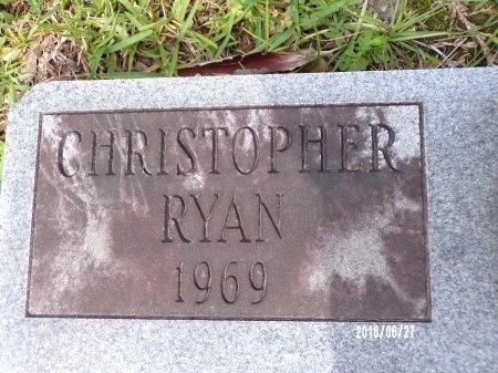 BRELAND, CHRISTOPHER RYAN (CLOSE UP) - St. Tammany County, Louisiana | CHRISTOPHER RYAN (CLOSE UP) BRELAND - Louisiana Gravestone Photos