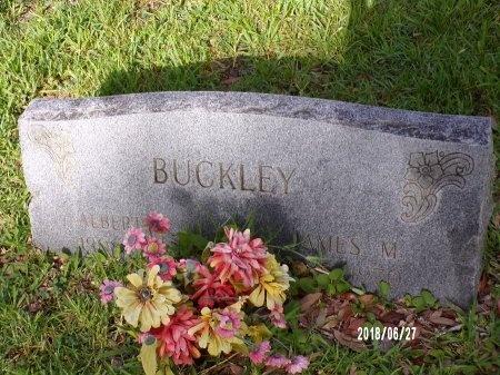 BUCKLEY, JAMES MADISON - St. Tammany County, Louisiana | JAMES MADISON BUCKLEY - Louisiana Gravestone Photos