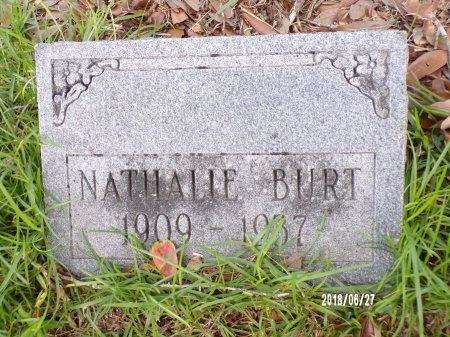 SNIDER BURT, NATHALIE - St. Tammany County, Louisiana | NATHALIE SNIDER BURT - Louisiana Gravestone Photos