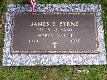 BYRNE, JAMES SHIELDS (VETERAN WWII) - St. Tammany County, Louisiana | JAMES SHIELDS (VETERAN WWII) BYRNE - Louisiana Gravestone Photos
