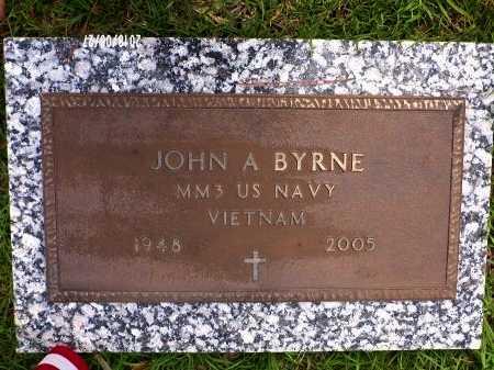 BYRNE, JOHN A (VETERAN VIET) - St. Tammany County, Louisiana | JOHN A (VETERAN VIET) BYRNE - Louisiana Gravestone Photos