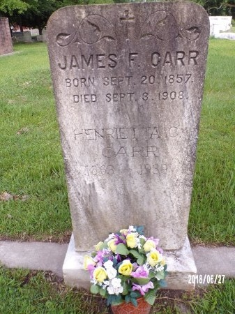 CARR, JAMES F - St. Tammany County, Louisiana | JAMES F CARR - Louisiana Gravestone Photos