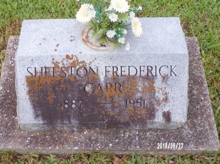 CARR, SHELSTON FREDERICK - St. Tammany County, Louisiana   SHELSTON FREDERICK CARR - Louisiana Gravestone Photos
