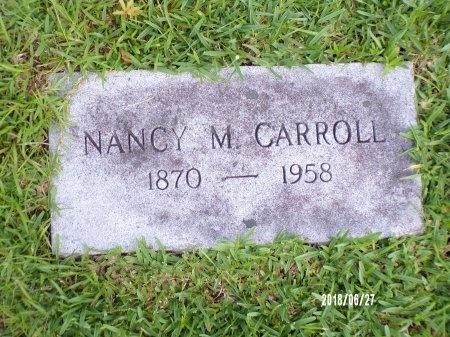 MITCHELL CARROLL, NANCY - St. Tammany County, Louisiana | NANCY MITCHELL CARROLL - Louisiana Gravestone Photos