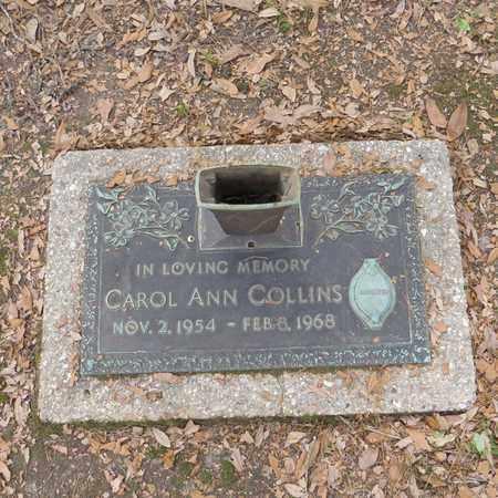 COLLINS, CAROL ANN - St. Tammany County, Louisiana | CAROL ANN COLLINS - Louisiana Gravestone Photos