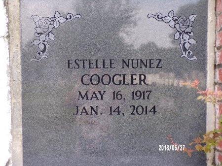 COOGLER, ESTELLE - St. Tammany County, Louisiana   ESTELLE COOGLER - Louisiana Gravestone Photos