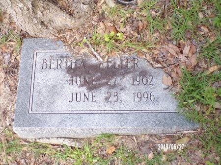KELLER COOK, BERTHA - St. Tammany County, Louisiana | BERTHA KELLER COOK - Louisiana Gravestone Photos