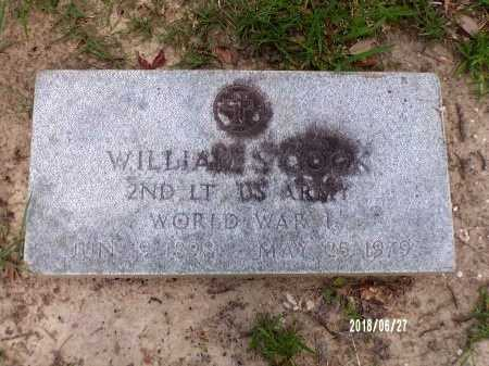 COOK, WILLIAM S (VETERAN WWI) - St. Tammany County, Louisiana | WILLIAM S (VETERAN WWI) COOK - Louisiana Gravestone Photos