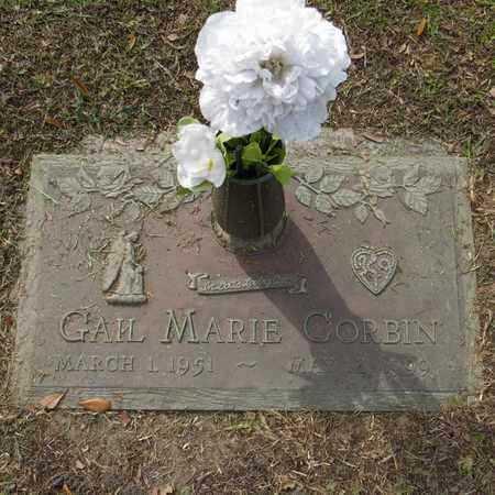 CORBIN, GAIL - St. Tammany County, Louisiana   GAIL CORBIN - Louisiana Gravestone Photos