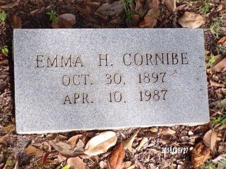 HANSBROUGH CORNIBE, EMMA - St. Tammany County, Louisiana | EMMA HANSBROUGH CORNIBE - Louisiana Gravestone Photos